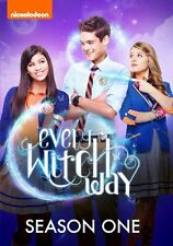 EVERY WITCH WAY  - SEASON 1 (Nickelodeon)  -  DVD - REGION 1 - Sealed