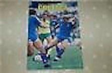 Chelsea v Coventry Progrmme 2nd Sept 1986