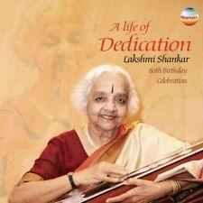 Lakshmi Shankar - Life of Dedication 80th Birthday Celebration [New CD]