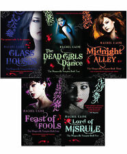 Morganville Vampires Series(1-5) Collection 5 Books Set NEW Pack By Rachel Caine