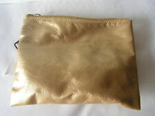 POCHETTE MAQUILLAGES OR  17 PAR 12 NEUF PERFECT MAKE-UP