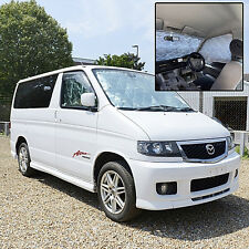 MAZDA BONGO THERMAL INTERIOR SCREEN BLINDS COVERS SUMMER OR WINTER 009