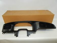 New OEM 1999-2000 Ford Windstar Front Dash Instrument Panel Dash Trim Black