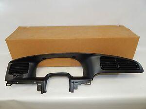 New OEM 1999-2000 Ford Windstar Front Dash Instrument Panel Dash Trim Black