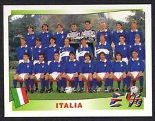 Panini European championship Sports Single Stickers