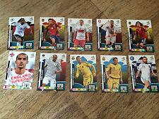 Panini EURO 2012 Adrenalyn XL - Selection of 10 football cards - Listing #8