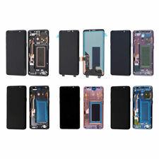 Pantalla LCD Pantalla Táctil Digitalizador Montaje + Marco para Samsung Galaxy S9 OLED