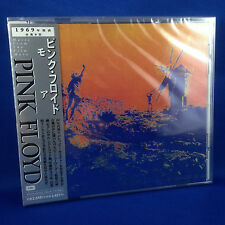 PINK FLOYD: Music From The Film More (ULTRA RARE 2000 JAP PROMO TOCP-65552 OOP)