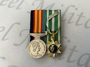Replica Miniature Medal Set Vietnam Pair