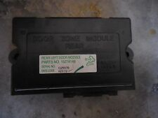 CADILLAC STS 2004-2009 OEM REAR LEFT DRIVER SIDE DOOR CONTROL MODULE 15274149