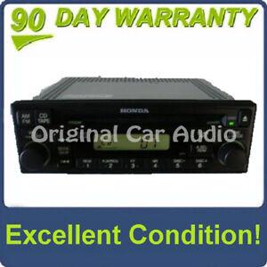 HONDA AM FM Radio Stereo CD Player Accord CR-V Odyssey Insight S2000 OEM Odyssey