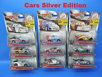 Mattel Disney Cars Silber Edition / Auswahl an Cars
