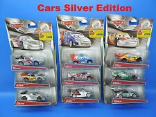 Mattel Disney Cars Silber Edition / Auswahl an Cars