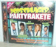 POPSCHLAGER - Partyrakete  (ANNA MARIA ZIMMERMANN, NICOLE uva)  (2013)  NEU