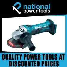 BRAND NEW MAKITA CORDLESS ANGLE GRINDER XAG01 18 VOLT LITHIUM ION REPLACE BGA452