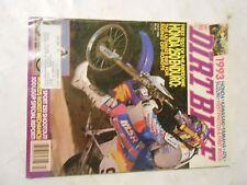 JULY 1992 DIRT BIKE MAGAZINE,HONDA 250 ENDURO,500 USGP,ATK PATRIOT,XT225,DR250S,