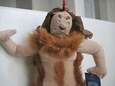 "The Wizard Of Oz COWARDLY LION 17"" Plush Stuffed Animal Doll"
