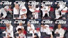 Mastering Kodokan Judo 10 Dvd Set Toshikazu Okada Hal Sharp grappling waza