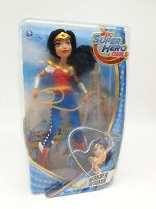 DC Super Hero Girls Wonder Woman Doll - Mattel - Boxed