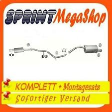 Auspuff Alfa Romeo 156 1.6 1.8 2.0 16V TS 00-06 Stufenheck Kombi 0333