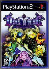 PS2 Odin Sphere, UK Pal, Brand New & Sony Factory Sealed