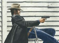 JUSTIFIED TIMOTHY OLYPHANT RAYLAN GIVENS ART PRINT