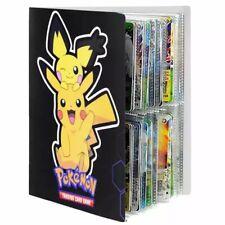 🌟Classeur Carte Pokemon Album Protection Pikachu⭐️Rangement 240 Protège Cartes