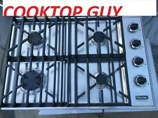"Viking 30"" Pro Stainless Gas Cooktop in Los Angeles"