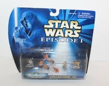 Micro Machines Star Wars Episode 1 Collection VII Galoob 1999 Brand New