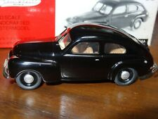 SOMERVILLE 1/43 scale model 1947 Volvo PV 444A Saloon Black 121