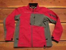 RARE🔥 Klim x HONDA Inversion Jacket G0re-Tex Windstopper Large L Soft Shell RED