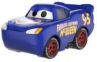 Funko--Cars 3 - Lightning McQueen Blue US Exclusive Pop! Vinyl [RS]