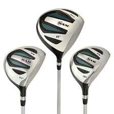 Ram Golf EZ3 Ladies Petite Graphite Wood Set - Driver, 3 & 5 Wood -w/ Headcovers