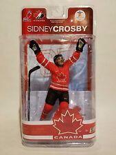 Sidney Crosby Team Canada 2009 McFarlane Figure NHL Pittsburgh Penguins