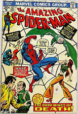 The Amazing Spider-Man #127 VF  Dec 1973, Marvel Comics Group