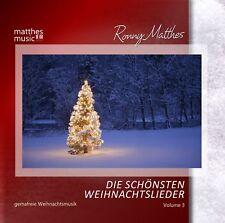 Die schönsten Weihnachtslieder, Vol. 3 [Gemafreie Weihnachtsmusik auf CD & MP3]