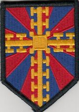 US ARMY PATCH - 272ND SUPPORT GROUP