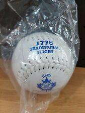 spalding 177s traditional flight softball ball new sealed