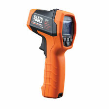 Klein Tools Ir10 Dual Laser Infrared Thermometer With Thermometer Gun 201