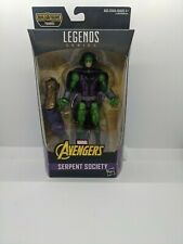 Serpent Society Marvel Legends Series Avengers Action Figure NEW!! W/ Baf Piece