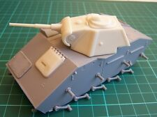 Т-70 Tank Turret with additional parts 1/35 Conversion Resin for Miniart