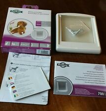 Petsafe staywell 2 way cat/small dog flap