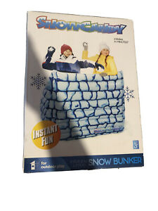 SnowCandy Inflatable Jumbo Snow Bunker