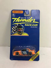 Matchbox Days of Thunder 1:64 Scale Die Cast: #18 Russ Wheeler Hardee's Lumina
