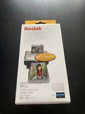 More details for kodak easyshare ph-40 bundle 1 x colour cartridge, 40 x paper kit