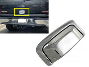 Chrome Tail Gate Handle Cover Cover For 2000-2000 Chevy Sububan Tahoe/GMC Yukon