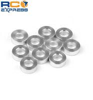 Xray Aluminum Shim 3x6x2.0mm 10  XRA303123
