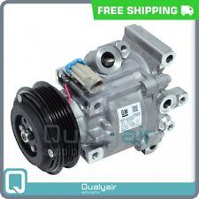 Genuine OEM A/C Compressor fits Chevrolet Spark, Spark EV 2011-14