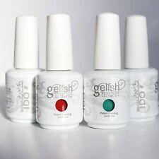 Pick any 4 Soak Off UV Nail Gel Curing Polish GELISH I DO 15ml x4(needs uv lamp)
