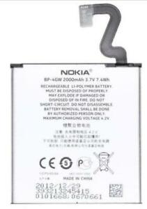Original Cellphone Internal Battery Replacement BP-4GW For Nokia Lumia 920 920T